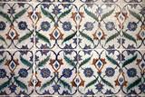 Ancient Handmade Turkish Tiles ,Topkapi Palace