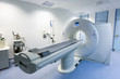 CT (Computed tomography) scanner in hospital laboratory. - 67501905