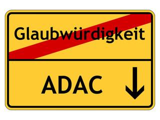 Glaubwürdigkeit des ADAC