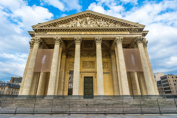 The Pantheon, Paris France