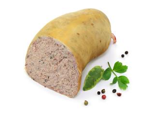 Schmierwurst Pfeffer