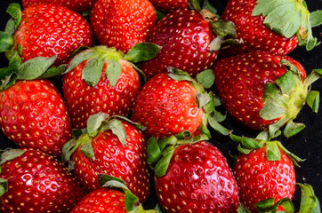 Fresh Ripe Strawberry
