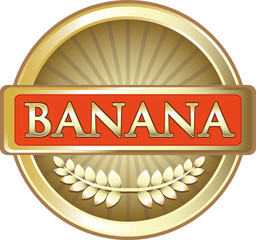 Banana Gold Label