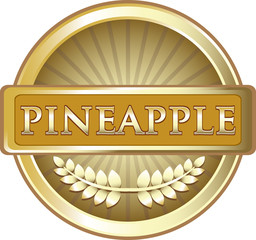 Pineapple Gold Label