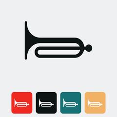 klaxon icon.