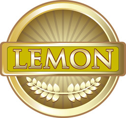 Lemon Gold Label
