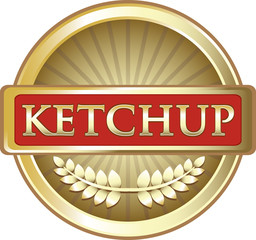 Ketchup Gold Label