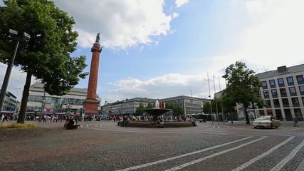 Darmstadt Luisenplatz, Innenstadt