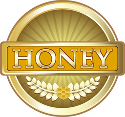 Honey Gold Label