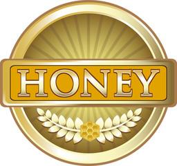 Honey Gold Label