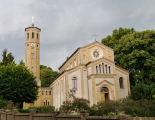 Kirche von Caputh