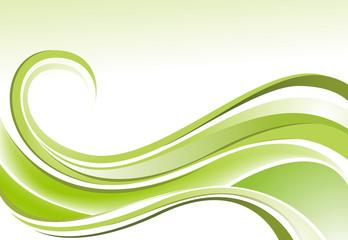 Green soft Waves