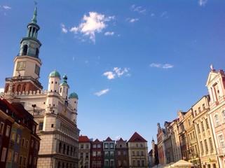Rynok square, Poznan