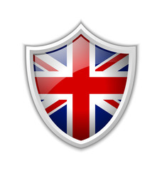 British shield