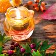 Herbst - Dekoration
