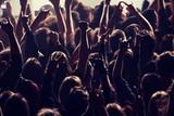 Rocking crowd