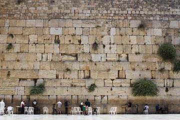 Wailing Wall .