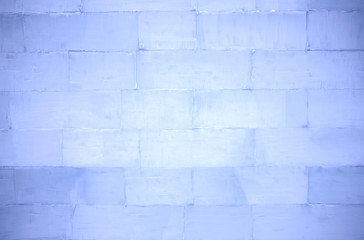 ice brick wall