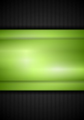 Abstract green concept background