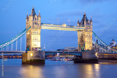 Fototapeta Tower Bridge England