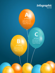 balloon infographic