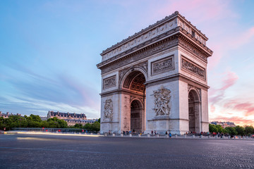 Arc of Triomphe Paris