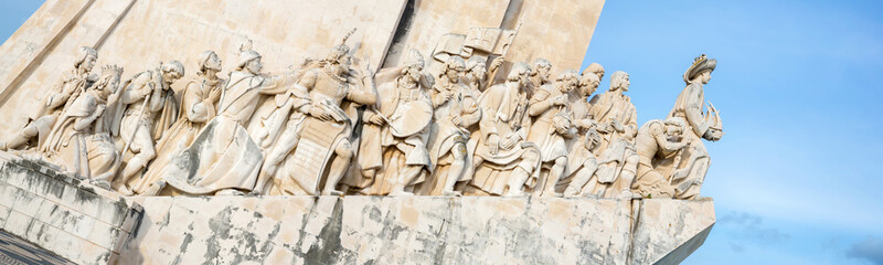 monument to the discoveries Panorama lisbon
