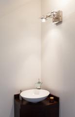 interior, bathroom, small sink
