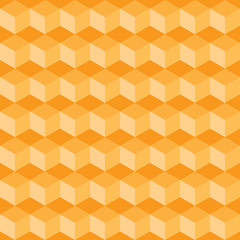 vector geometric seamless background
