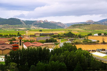 Wineries and farms around Haro