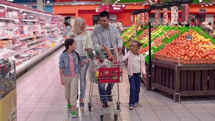Supermarket Dance