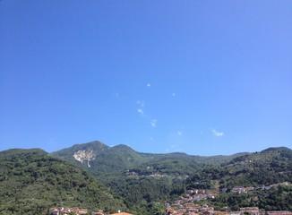 montagne della Toscana