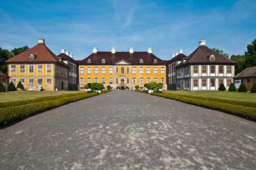Schloss Oranienbaum Anhalt