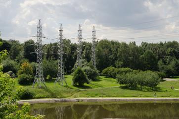 Power transmission line