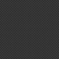 Seamless black checked texture