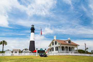 Tybee Lighthouse and Keepers House