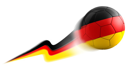 Deutschland-Fussball