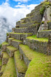 canvas print picture - Machu Picchu