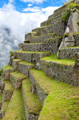 canvas print picture Machu Picchu