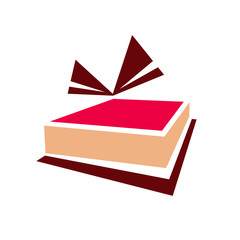 Gift cake sign