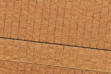 Cardboard Corrugated Grunge Texture