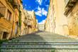 Leinwanddruck Bild - Santa Maria del Monte