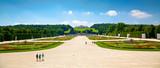 Gardens near Schonbrunn palace