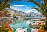 Saranda city port  at ionian sea. Albania. - 67533569