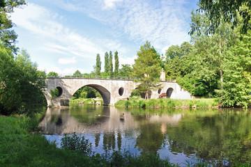 Sternbrücke in Weimar