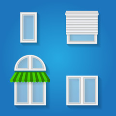 Icons for windows