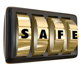 Safe Word Lock Dials Secret Security Safety Secured Password Acc