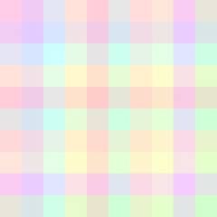 Abstract Background With Multicolored Squares