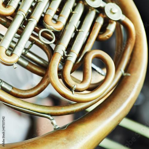 mata magnetyczna French Horn