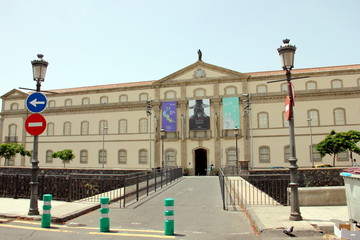 Museum in Santa Cruz de Tenrife